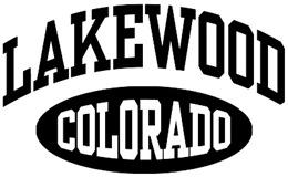 Lakewood Colorado t-shirts
