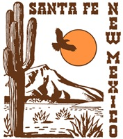 Santa Fe New Mexico t-shirts
