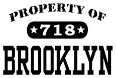 Property of Brooklyn t-shirts