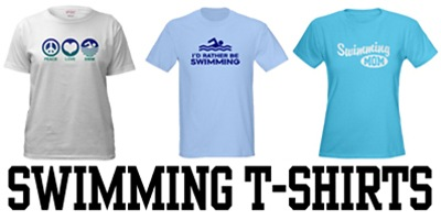 Swimming t-shirts