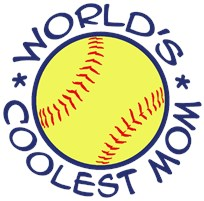 World's Coolest Softball Mom t-shirt