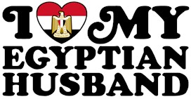 I Love My Egyptian Husband t-shirts