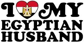I Love My Egyptian Husband t-shirts
