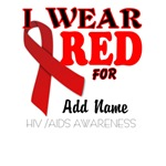 Red Ribbon AIDS/HIV Awareness
