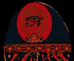 Lucky Egyptian Scarab
