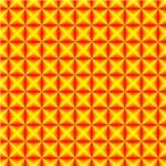 Red Yellow Diamonds