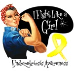 Endometriosis Fight Like A Girl