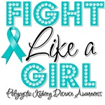 PKD Fight Like a Girl Shirts