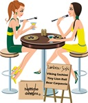 Packers Sushi Girls