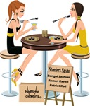 Steelers Sushi Girls