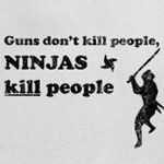 Ninjas Kill People