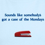 Case of the Monday's T-Shirt