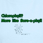 Chlorophyll Bore-a-phyll