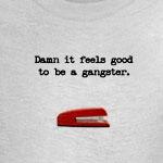 ganster tshirt