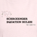 Schrodinger Equation Rules!  