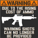 No Warning Shots!