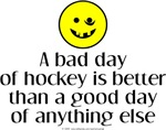 A bad day of hockey...
