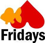 Goldfish hate Fridays