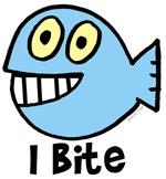 I bite- blue