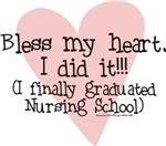 Bless the New Nurse