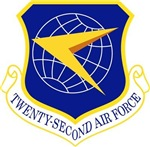U.S. Air Force Twenty Second Air Force