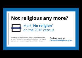 Census No Religion