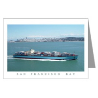 San Francisco Maritime Greeting Cards