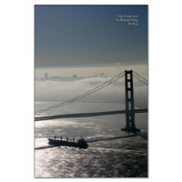 San Francisco Landmarks Travel Posters