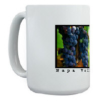 Wine Country Large Coffee Mugs Gifts