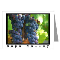 gifts! wine country greeting cards