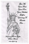 ABGRA Lady Liberty Design