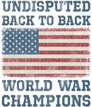 World War Champions Vintage