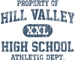 Property of Hill Valley High