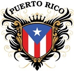 Puerto Rican Flag T-shirts & Gifts
