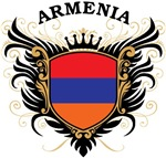 Armenian Flag T-shirts & Gifts