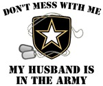 My husband is in the Army