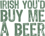 Irish Buy Me Beer