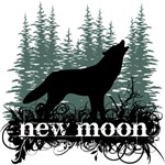New Moon Wolf