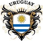 Uruguayan Flag T-shirts & Gifts