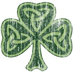 Vintage Trinity Shamrock