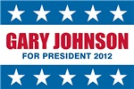Gary Johnson For President [stars2]