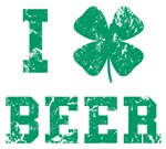 Vintage I Shamrock Beer 