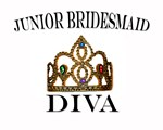 Junior Bridesmaid DIVA GIFTS