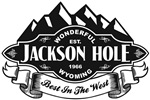 Jackson Hole Mountain Emblem