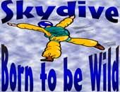 Skydive Wild