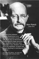 Max Planck: Quantum Theory