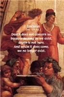 Epicurus: Death Nihilism Hellenistic Philosophy