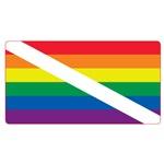 Diver Down Nautical Gay Pride Flag