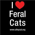 I heart feral cats