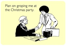 Christmas Party Groping